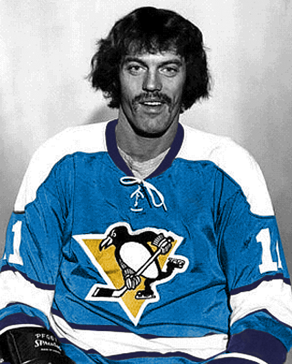 Pittsburgh Penguins 73-74 Jersey