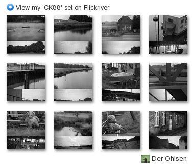 Der Ohlsen - View my 'CK88' set on Flickriver