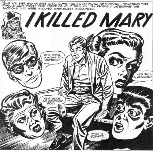 I Killed Mary (weird mysteries 8)