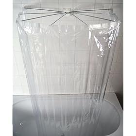 Ridder 582000 350 telaio a ombrello per doccia colore - Pellicola per doccia ...