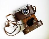 15% SALE soviet union vintage camera FED-2 PE0400 type B 1950s working condition. - vintagethink