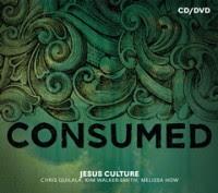 """""""Consumed"""": lançamento do Jesus Culture Band vem em combo CD/DVD"""