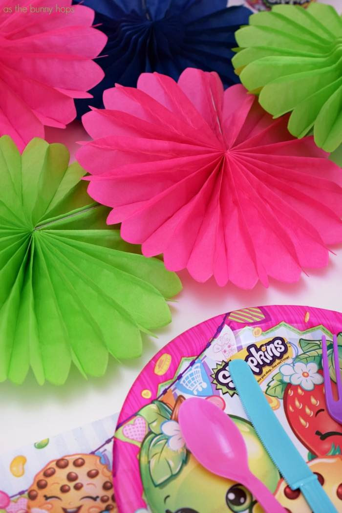No DIY Shopkins Birthday Party by As The Bunny Hops