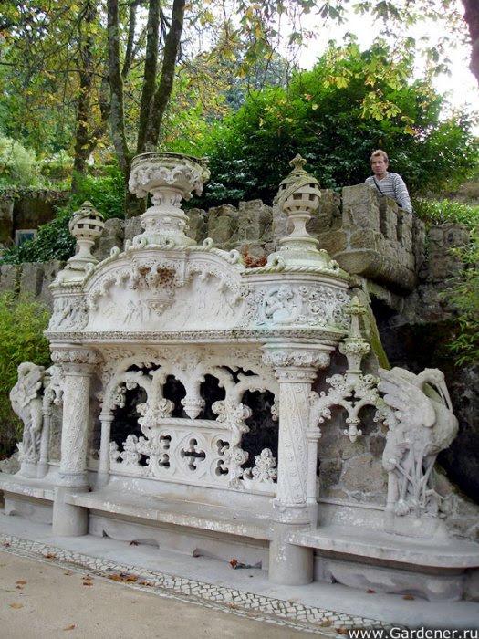 парк Кинта-да-Регалейра фото 5 (525x700, 122Kb)