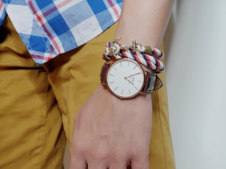 Kiel James Patrick - Anchor Bracelets 6