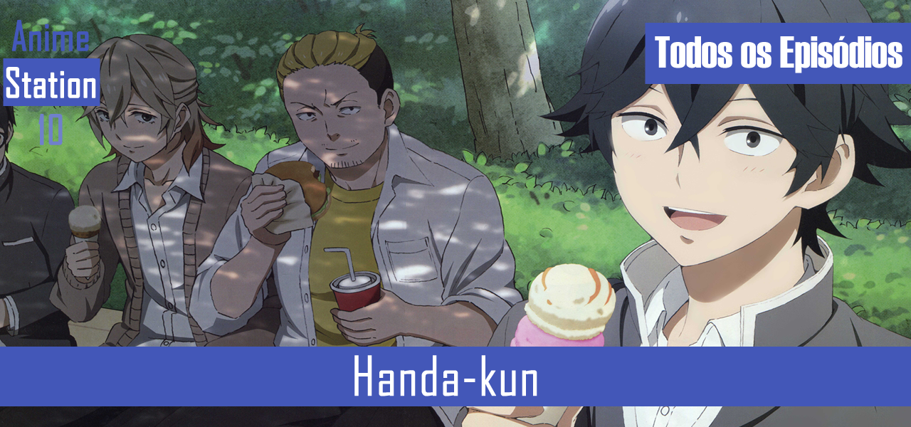 Episódios de Handa-Kun