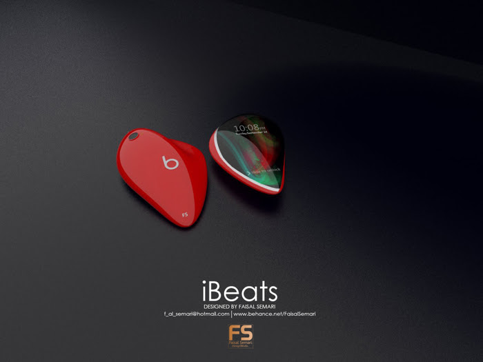 smartphone and music player Apple iBeats Phone 1 (700x525, 176Kb)