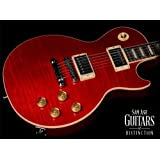 Gibson 2014 Les Paul Standard Electric Guitar (Brilliant Red, SN:140001998)