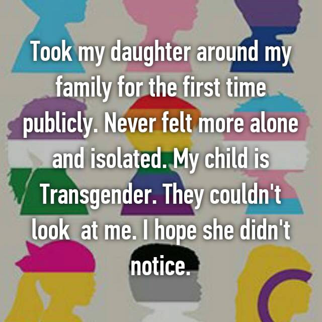 22 Parents Of Transgender Kids Reveal Their Thoughts And Feelings
