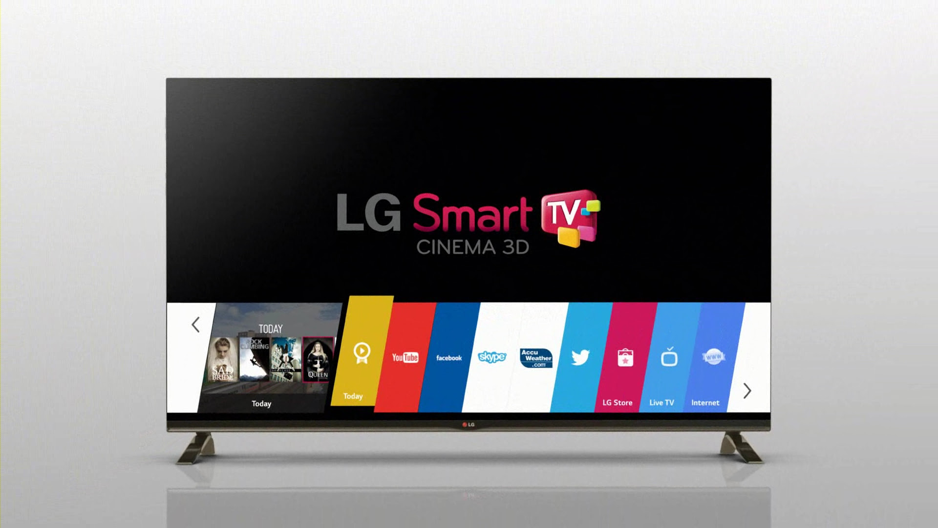 Lg Makes Smart Tv Simple With New Webos Smart Tv Platform Lg Newsroom