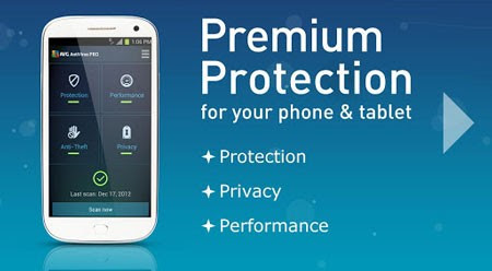 AVG AntiVirus PRO Android Security 5.5 download Kaspersky Anti-Virus Mobile