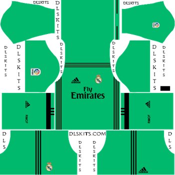 Real Madrid Kits 201920 Dls