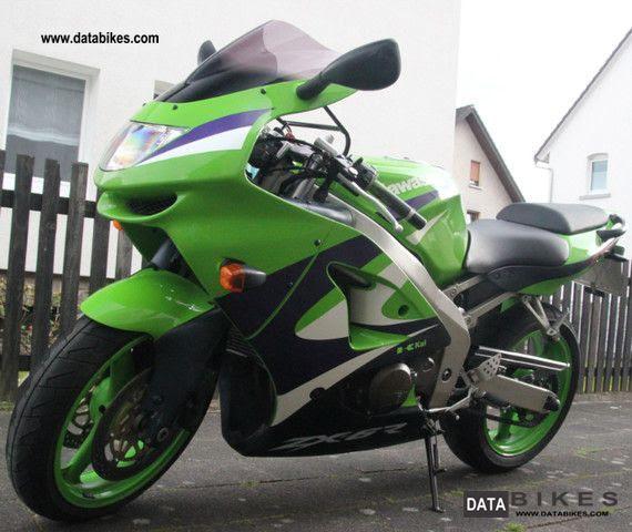 1999 Kawasaki Ninja Zx 6r