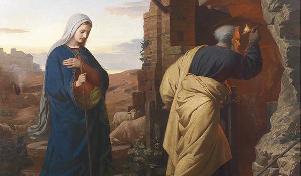 Uma reflexão sobre o verdadeiro sentido do Natal e a vinda de Jesus Cristo ao mundo.
