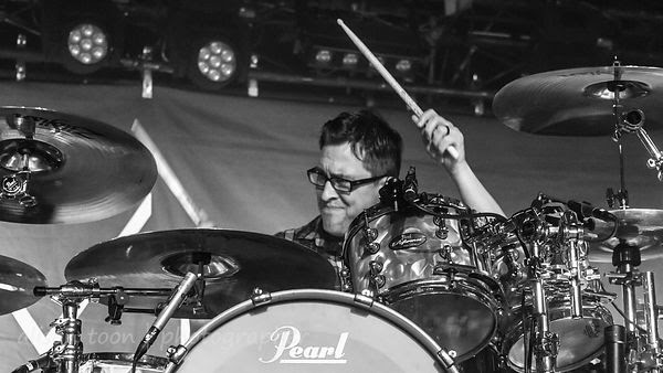 Sam Loeffler, drums, Chevelle