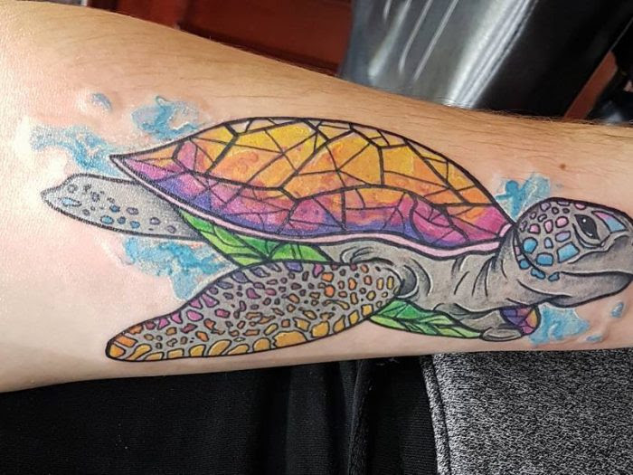 Turtle Tattoo Ideas Tattooaholiccom