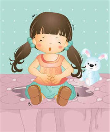Sintomas e sinas de infecção urinária em crianças