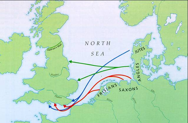 Invasões germânicas