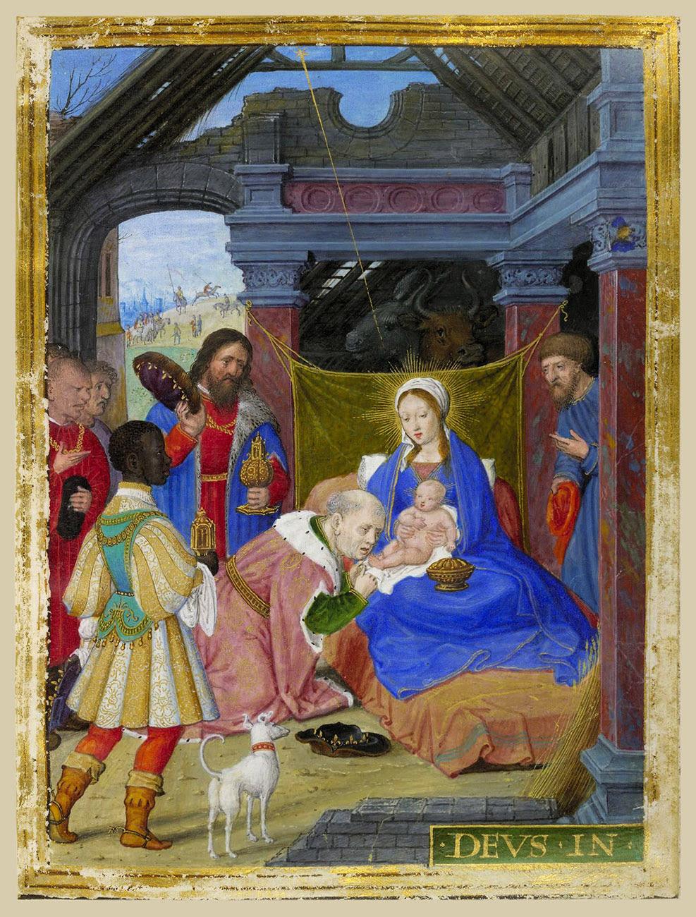The Sforza Hours