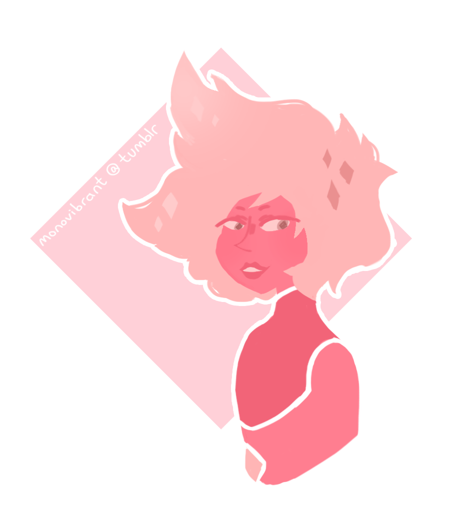 I wanted to try drawing PD before her official design debuts in all of its beautiful pink glory I'm still hoping that she was abnormally kind-hearted and had a difficult time settling into the...