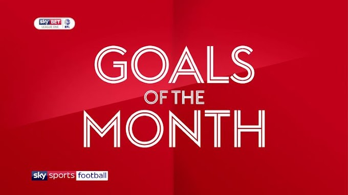 Goal of the Month: Josh Ginnelly Among November's Nominees