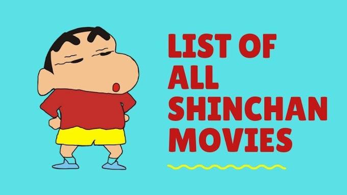 Shin Chan All Movies Hindi Dubbed Download (360p, 480p, 720p HD, 1080p FHD)