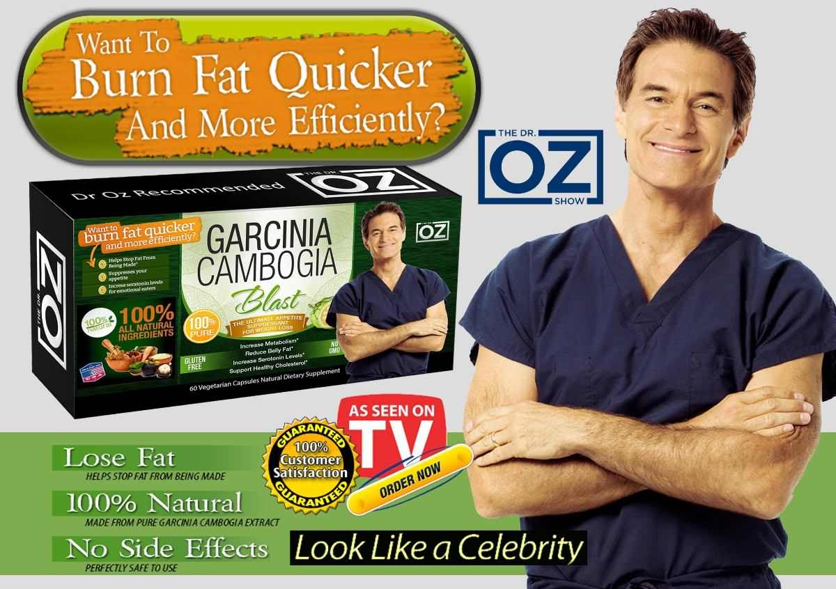 dr oz diet pills that work