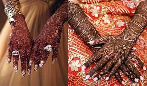 15 Beautiful Bridal Mehndi Designs for Your Wedding Day