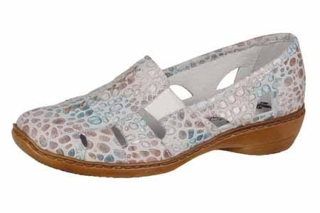 3efaa3859569 Rieker Denise 41385 Shoe 81.OFF WHITE RA 6   39