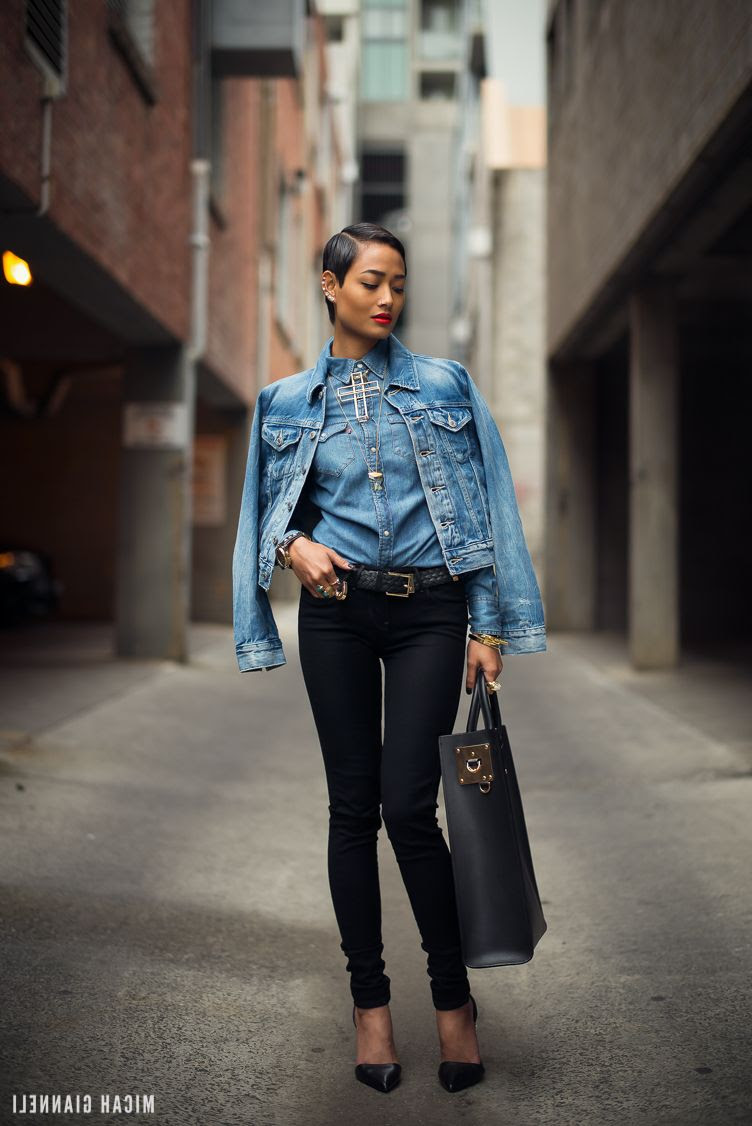 denim jackets for women 2020  stylefavourite