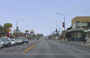 Main Street today