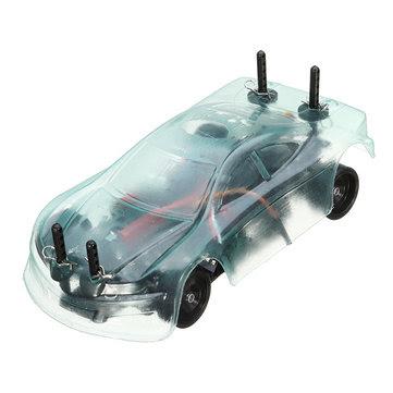 Sinohobby MINI-Q Slash TR-Q7BL 1/28 Carbon Fiber Racing Brushless RC Car