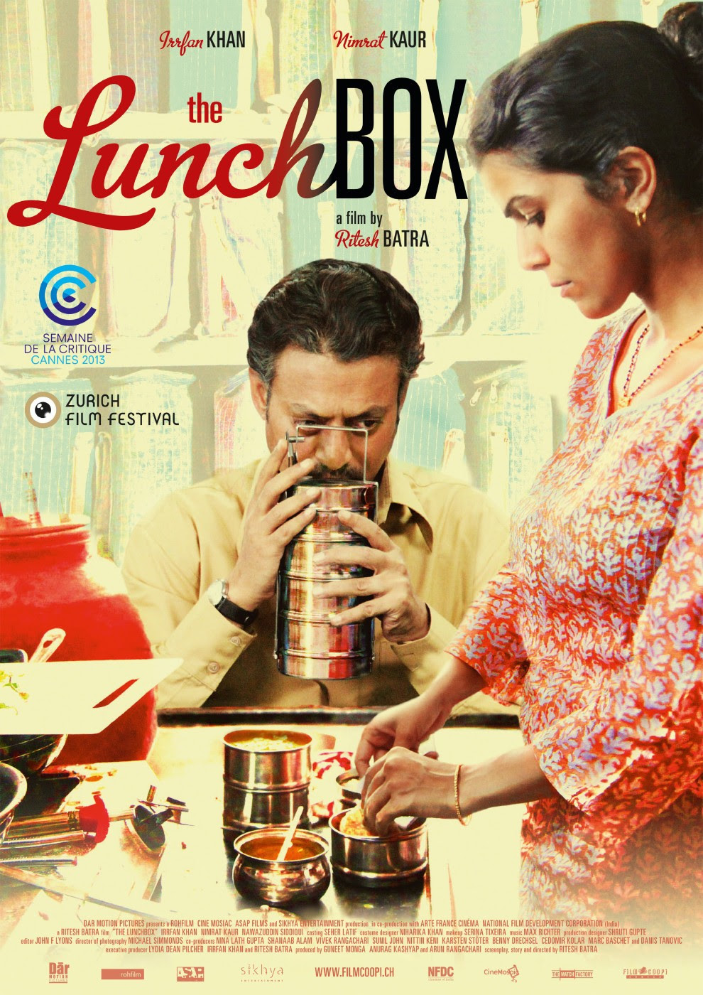 🎬 Movie Review: The Lunchbox
