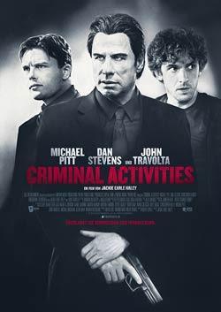 Criminal Activities Filmplakat