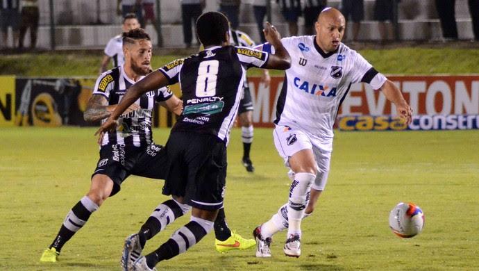 ABC x Ceará Edno (Foto: Frankie Marcone/Divulgação/ABC)