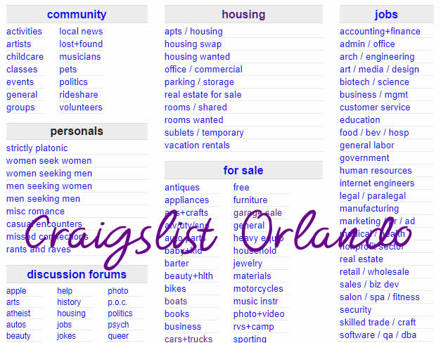 Craigslist Posting House For Rent In Palm Bay Fl - House Spots