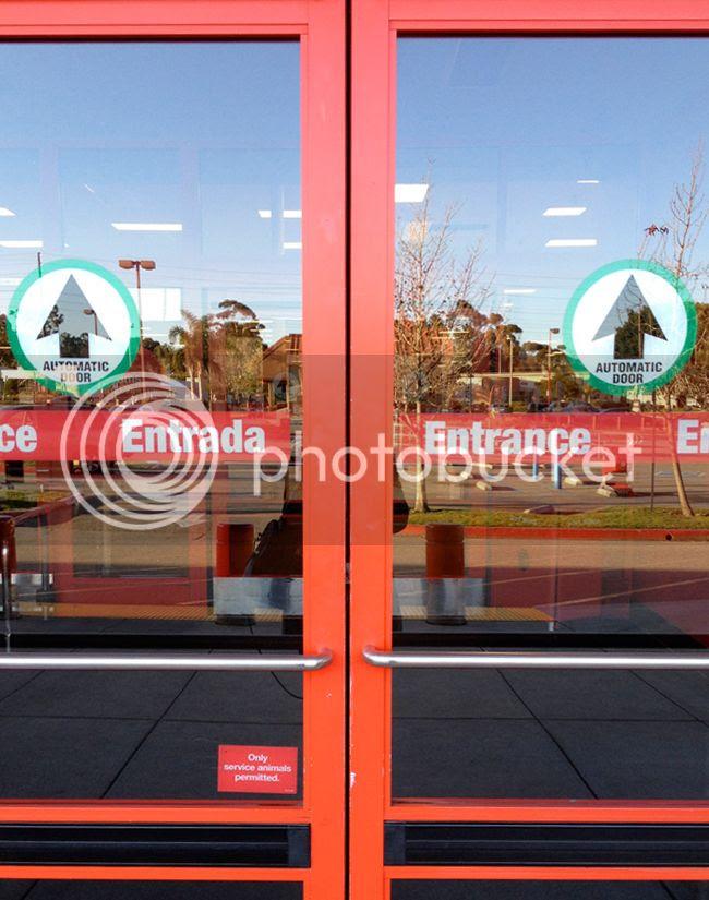 Target doors