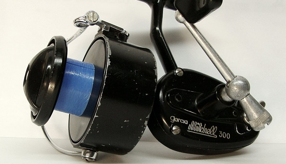Reviews and feedback itsmygaragesales vintage garcia for Old mitchell fishing reels