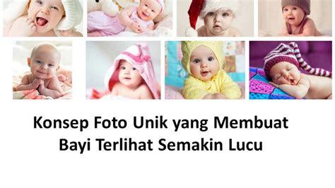 tips foto unik  membuat bayi terlihat semakin lucu