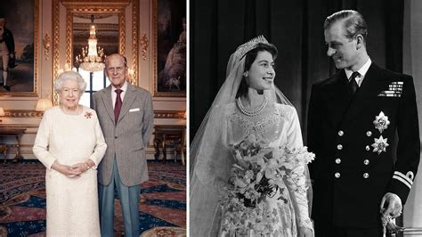 The Queen and Prince Philip?s 70th anniversary portrait