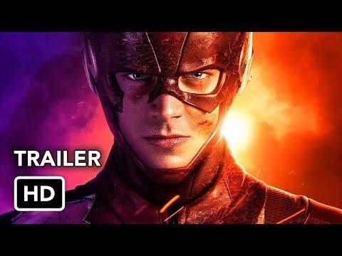 The Flash Season 6 Comic-Con Trailer