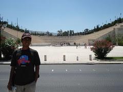 Stadium Olimpik 1896, Athens, Greece