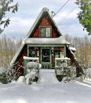 A Frame Cabin Designs . . . From Classic to Contemporary!