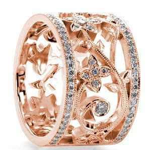 Vintage & Antique Engagement Rings in Cleveland