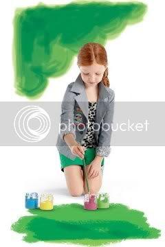 Diane von Furstenberg Gap Childrenswear Collection