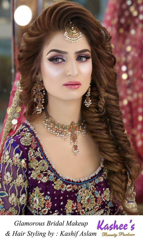 Wedding Hairstyles Kashees