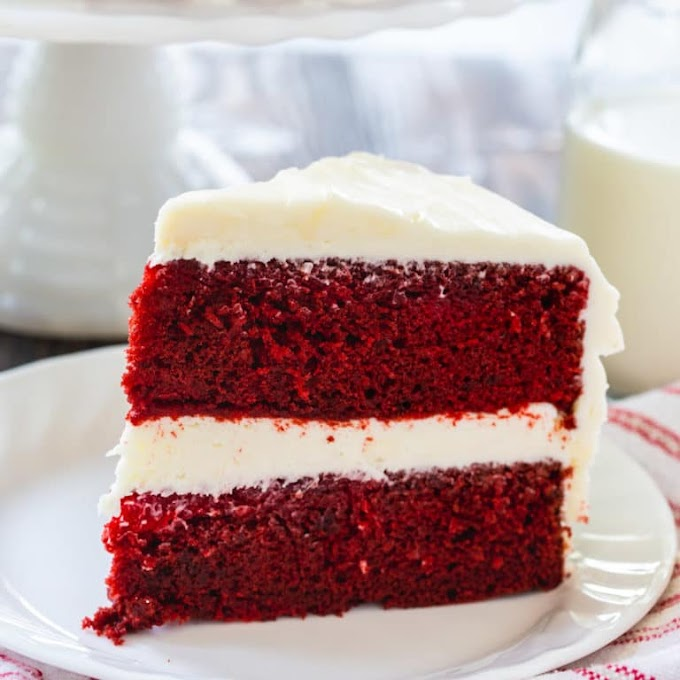 Get Inspired For Red Velvet Cake Recipe Without Buttermilk