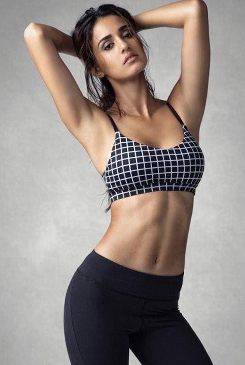 Disha Patani sexy armpits