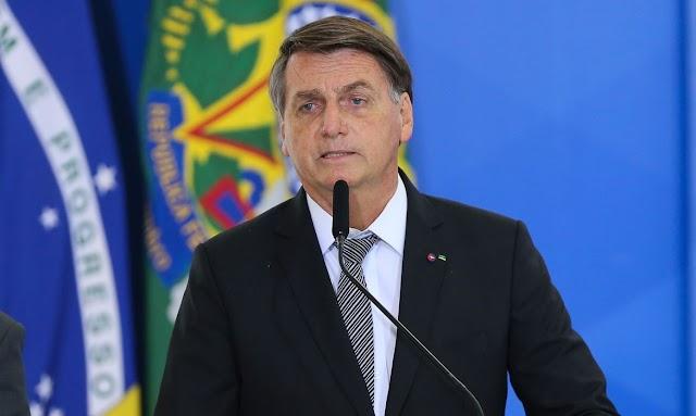 """Bolsonaro faz apelo a caminhoneiros contra paralisação: """"Atrapalha a economia e provoca desabastecimento e inflação"""""""