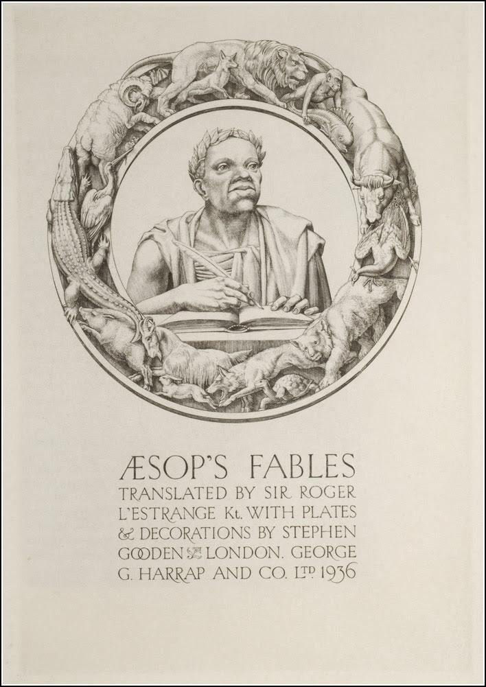 Stephen Gooden, Aesop's Fables
